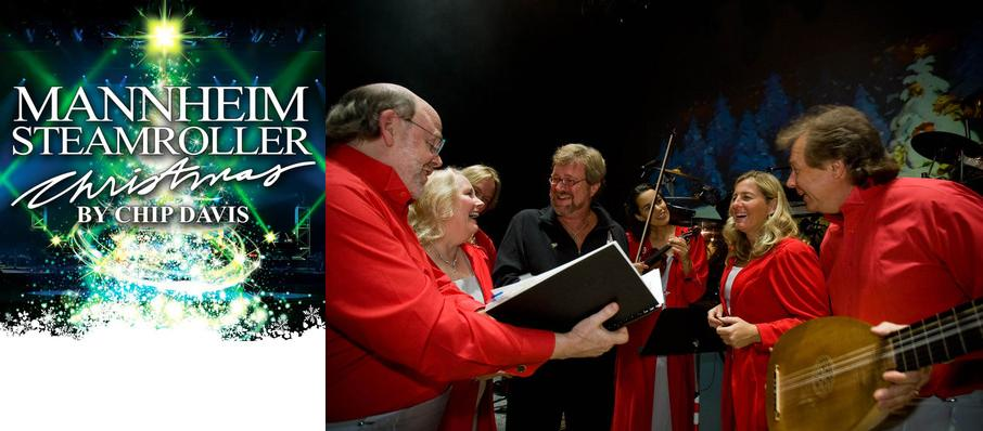 Mannheim Steamroller at Morris Performing Arts Center