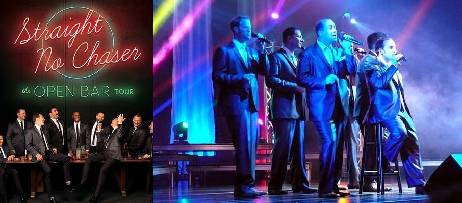 Straight No Chaser at Morris Performing Arts Center