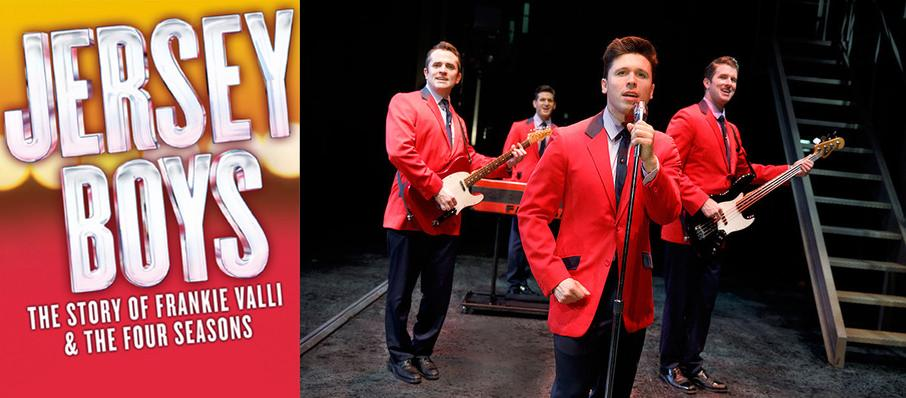 Jersey Boys at Morris Performing Arts Center