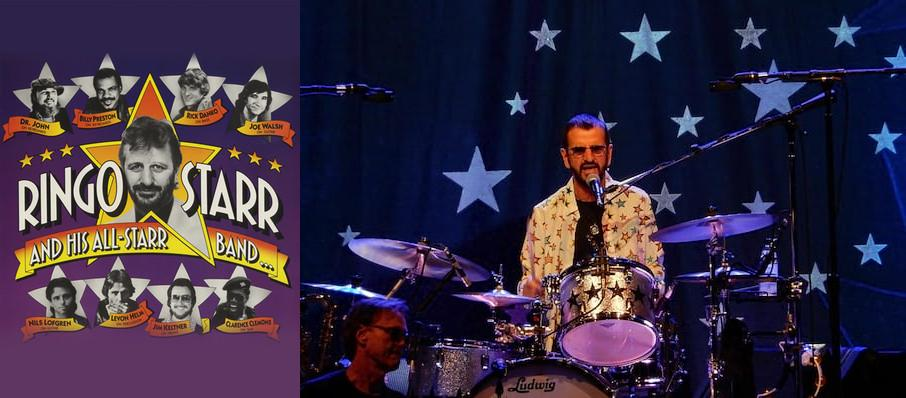 Ringo Starr And His All Starr Band at Morris Performing Arts Center