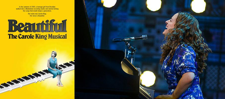 Beautiful: The Carole King Musical at Morris Performing Arts Center