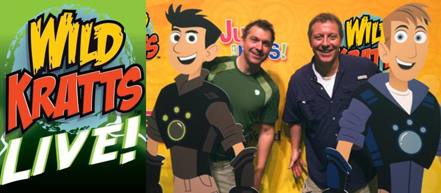 Wild Kratts - Live at Morris Performing Arts Center