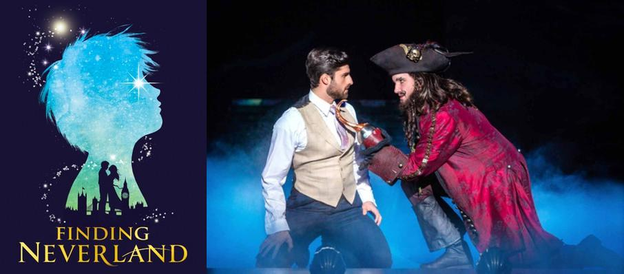 Finding Neverland at Morris Performing Arts Center