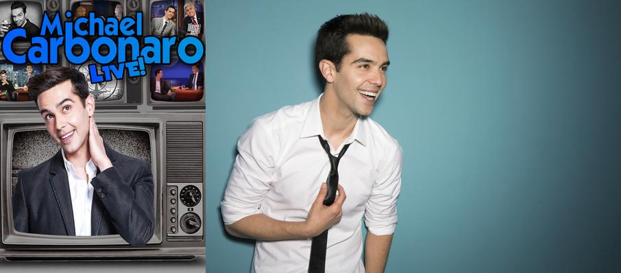 Michael Carbonaro at Morris Performing Arts Center