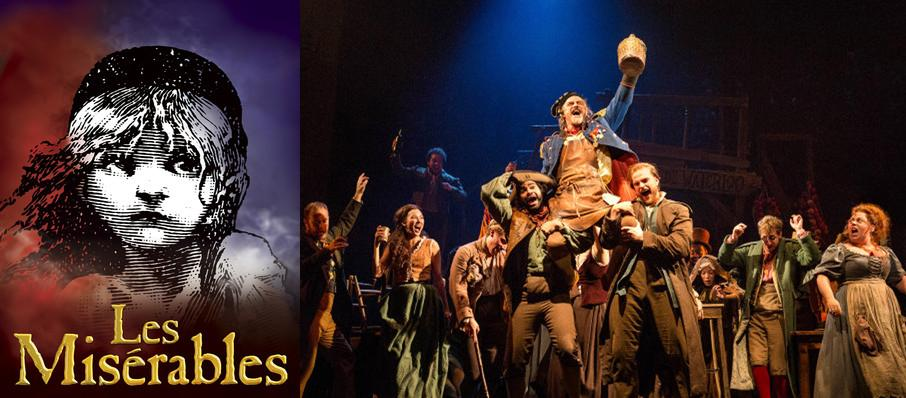 Les Miserables at Morris Performing Arts Center