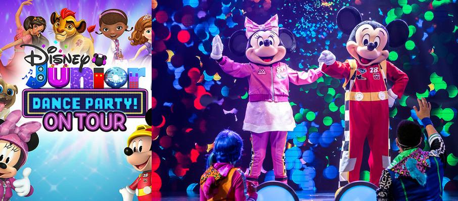Disney Junior Live: Dance Party at Morris Performing Arts Center