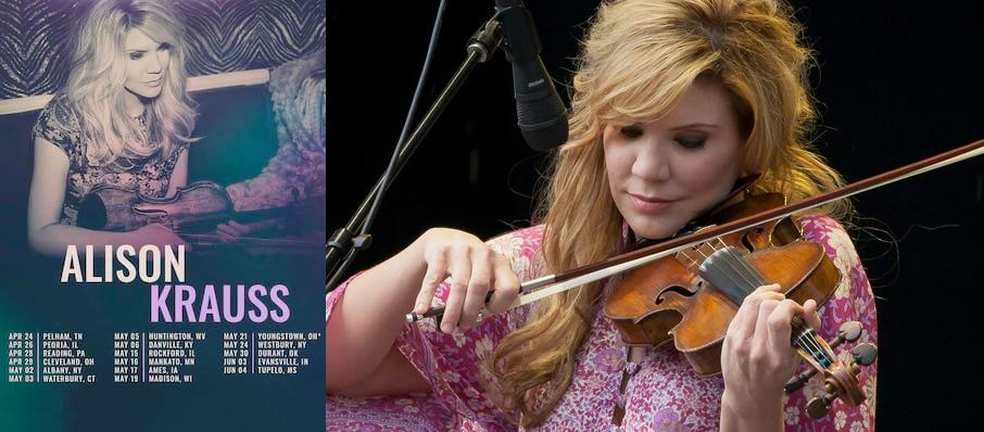 Alison Krauss at Morris Performing Arts Center