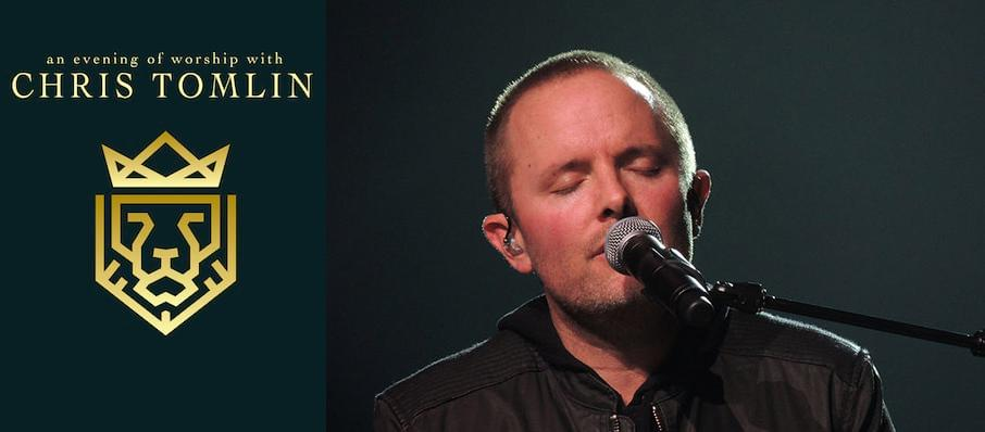 Chris Tomlin at Morris Performing Arts Center