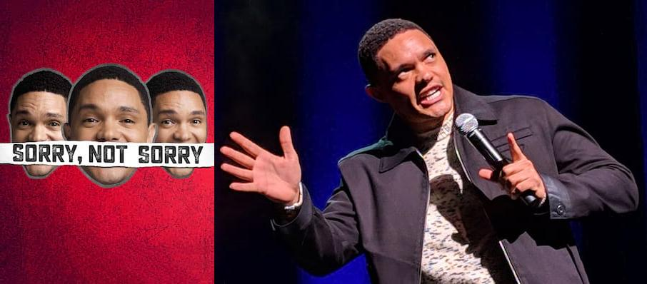 Trevor Noah at Purcell Pavilion at the Joyce Center