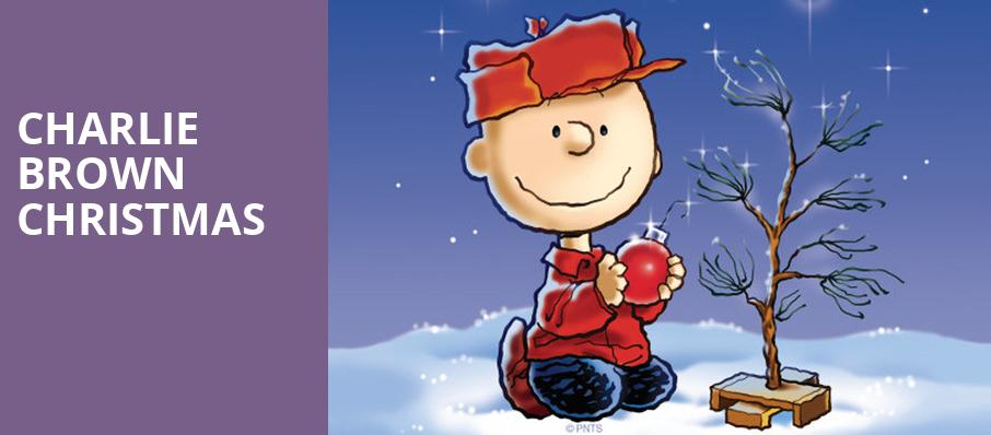 Charlie Brown Christmas, Morris Performing Arts Center, South Bend
