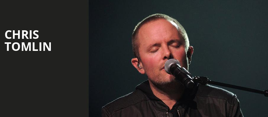 Chris Tomlin, Morris Performing Arts Center, South Bend