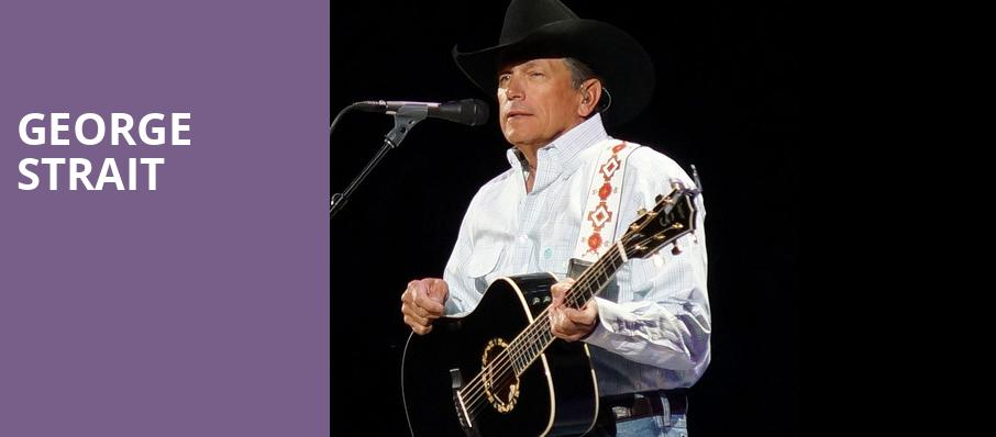 George Strait, Notre Dame Stadium, South Bend