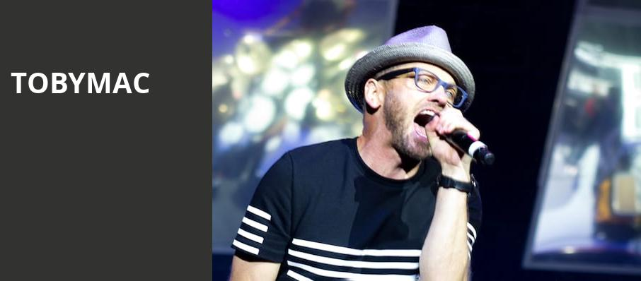 TobyMac, Morris Performing Arts Center, South Bend