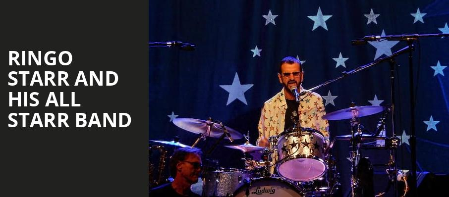 Ringo Starr And His All Starr Band, Morris Performing Arts Center, South Bend