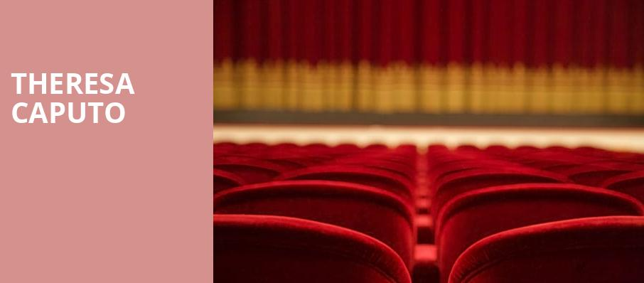 Theresa Caputo, Morris Performing Arts Center, South Bend