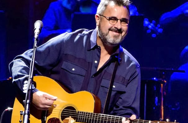 Vince Gill, Morris Performing Arts Center, South Bend