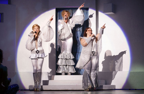 Mamma Mia, Morris Performing Arts Center, South Bend