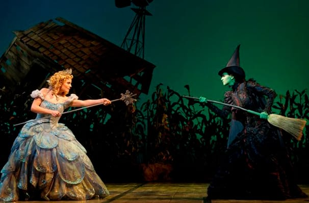 Wicked, Morris Performing Arts Center, South Bend