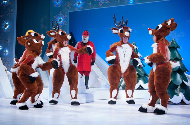 Rudolph the Red Nosed Reindeer, Morris Performing Arts Center, South Bend